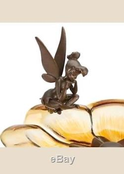 Disney Tinkerbell birdbath garden figure