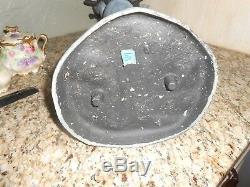 Garden Decoration Cat Reaching For Bird Nest Bird Feeder Or Bath Aluminum