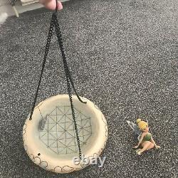 RARE Disney Traditions Tinkerbell Birdbath